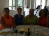 A Div. 1st Gross  Laura Davert, Cheryl Irons, Vickie Brown, & Holly Shadoian