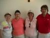 A Div. 1st Net   Judy McAuley, Ruth St. Marie, Wanda Hopper, & Maureen Deloreto