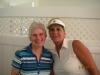B Div. 1st Gross 76   Joan Foberg & Kathleen Newton