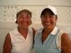 B Div. 1st Net 57  Nancy Teves &  Elaine Carvelli