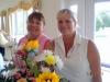 C Div. 1st Net 54  Joyce Picard & Donna Weston