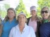 A Div 2nd Fl 1st Gross Jan Voccola, Joyce Motta, Gail Tillinghast & Laura Tingley