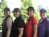 Chmp 2nd Fl 1st Gross Deb Fera, Deb Iafrati, Deb Olson & JoAnn Bourque