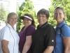 A Div 1st Fl-1st Gross Cindy Donald, Maureen Mossey, Chris Trenholme & Chris Anderson