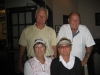 A Div. 1st Gross Sandra Harper, John Harper, BettyJean Shadeck, & Ron Shadeck