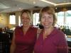 B Div. 1st Fl. 1st net  Christine Macedonio & Doris Angers