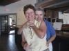Champion Div.-1st Gross- Maureen Ford & Ann Moran 70