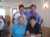 Champion Div.-1st Gross & overall winners-Maureen Ford, Jackie Booth, Ann Moran, & Chris Trenholme