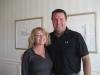 Champion Div.-1st Net- Cissy Grady & Mike Rogers- 77