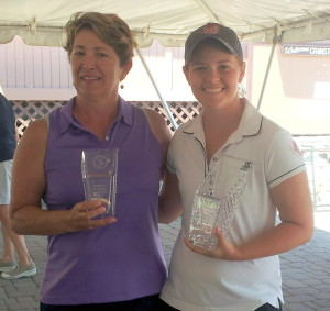 Runner-up Jackie Booth Medalist and 2014 RI Womens Amateur Champion Kelsey Hayward